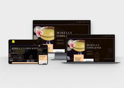 Mock-up site mirelly